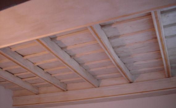 Restauro soffitto a cassettoni archivi decorazioni e restauri di